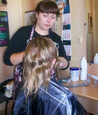 Курсы парикмахеров в Орше: стрижка волос