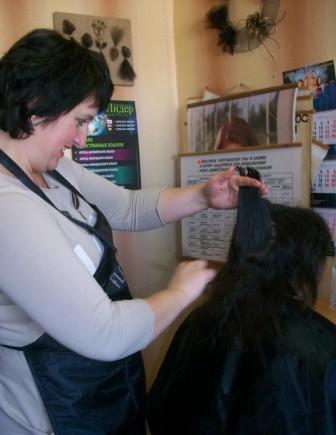 Курсы парикмахеров в Орше: женская стрижка