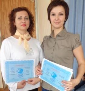Курсы парикмахеров в Рогачеве: вручение документов