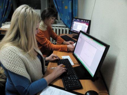Компьютерные курсы для начинающих в Могилеве: практическое занятие