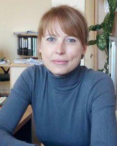 Григорович Кристина Юрьевна