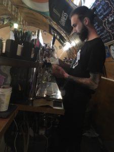Практика в кафе: приготовление коктелей