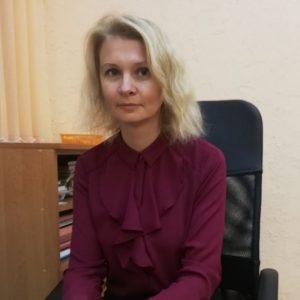 Чайковская Наталья Сергеевна
