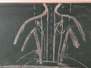 Массажные линии тела
