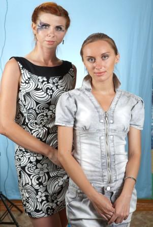 Курсы: макияж ученицы