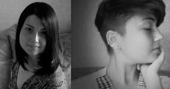 Модельная стрижка до и после