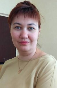 Екатерина Валерьевна Спицына
