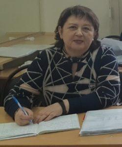 Выпускница курса