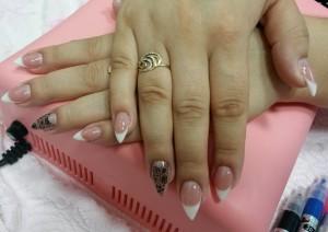 Курсы наращивания ногтей в Москве