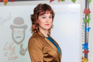 Пятецкая Ольга Юрьевна