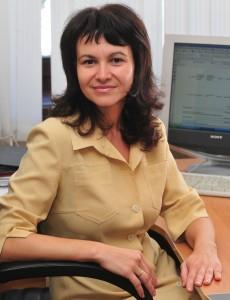 Инна Владимировна Нарбутовских