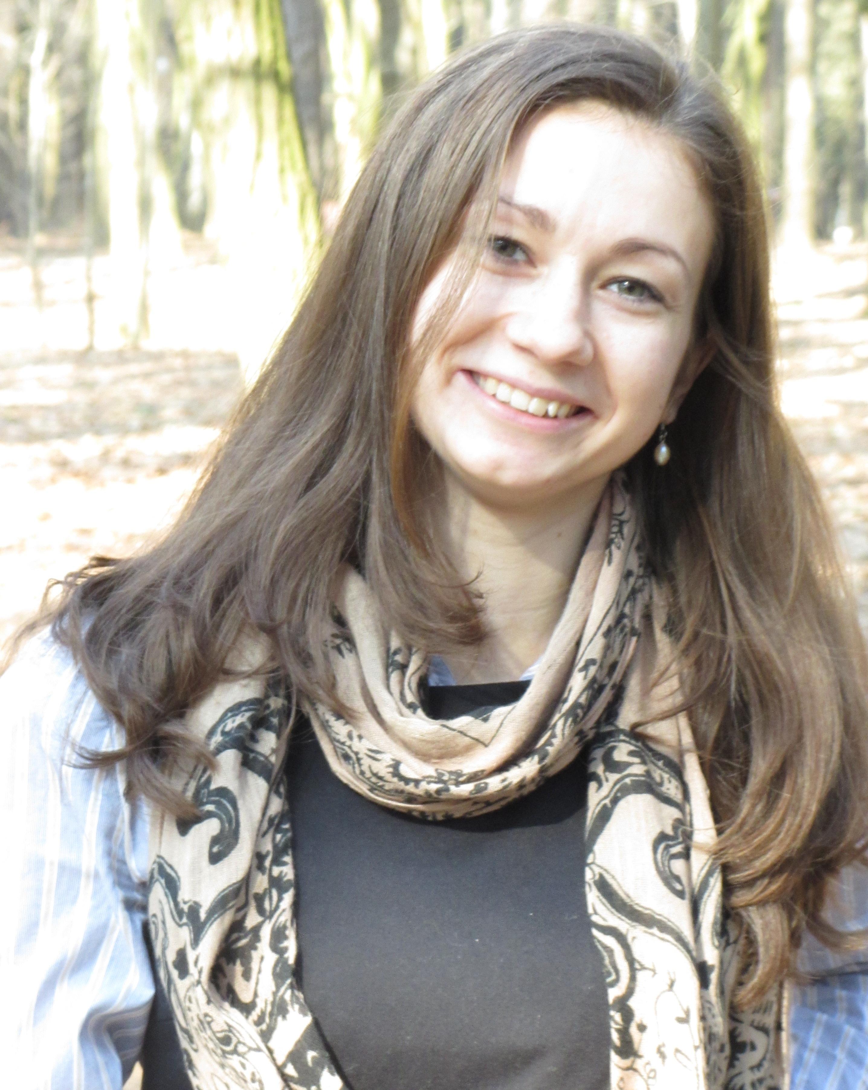 Кратович Евгения Анатольевна - преподаватель английского языка в Минске
