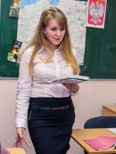 Фото преподавателя Ксении Соловьянчик