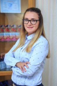 Суряк Яна Владимировна