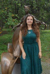Рыбакова Светлана Сергеевна