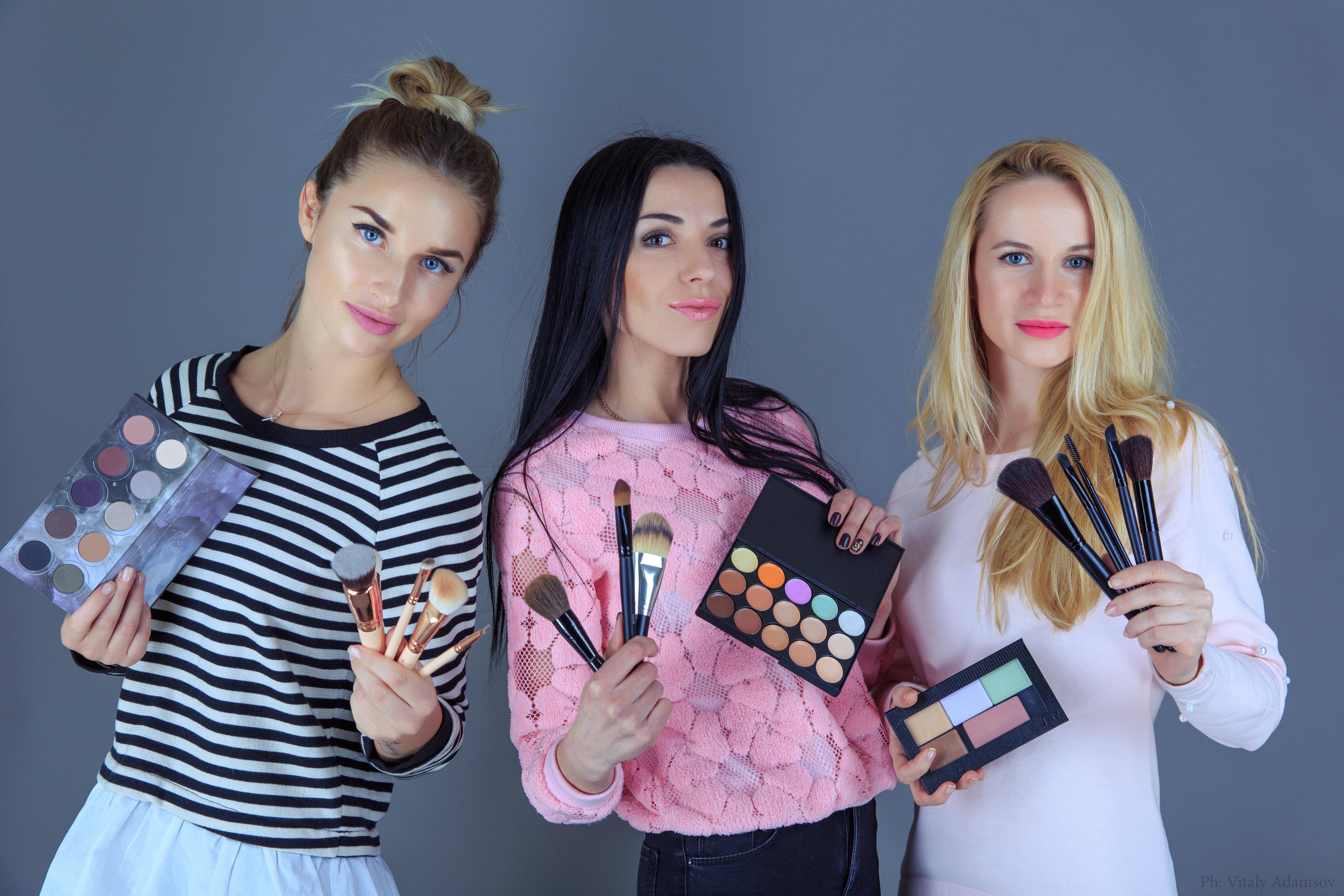 Курсы визажа (макияжа) в Минске