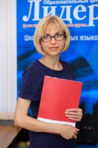 Борецкая Виктория Казимировна