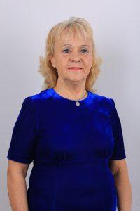 Лашковская Валентина Евгеньевна