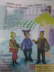 Учебник по испанскому