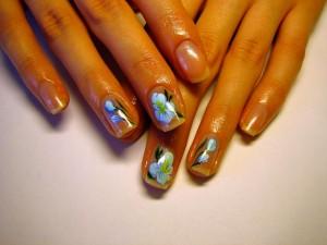 Курсы декоративного покрытия ногтей