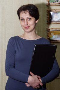 Шамова Елена Викторовна