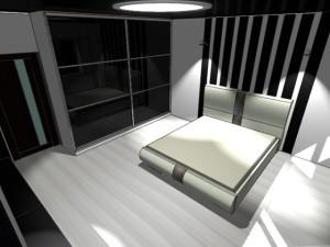 проект комнаты 1