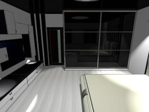 проект комнаты 3