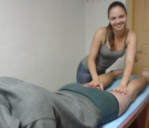 Курсы массажа в Орше: массаж ног