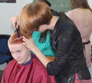 Курсы парикмахеров в Мозыре: окраска волос