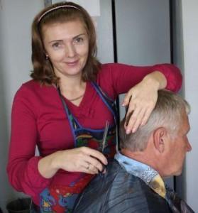 Курсы парикмахеров в Мозыре: мужская стрижка