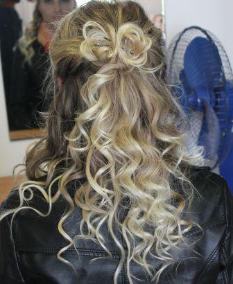 Курсы парикмахеров в Мозыре: вечерняя прическа