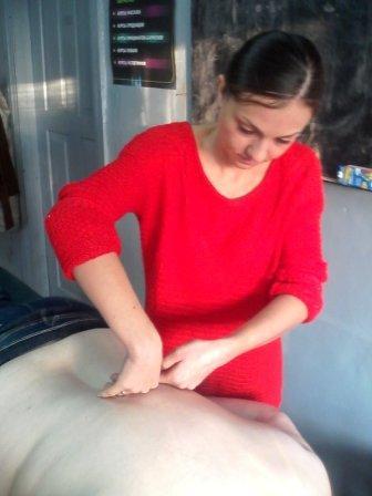 Курсы массажа в Гродно: массаж спины