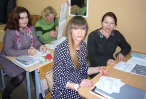 Курсы английского языка в Бресте: практическое занятие