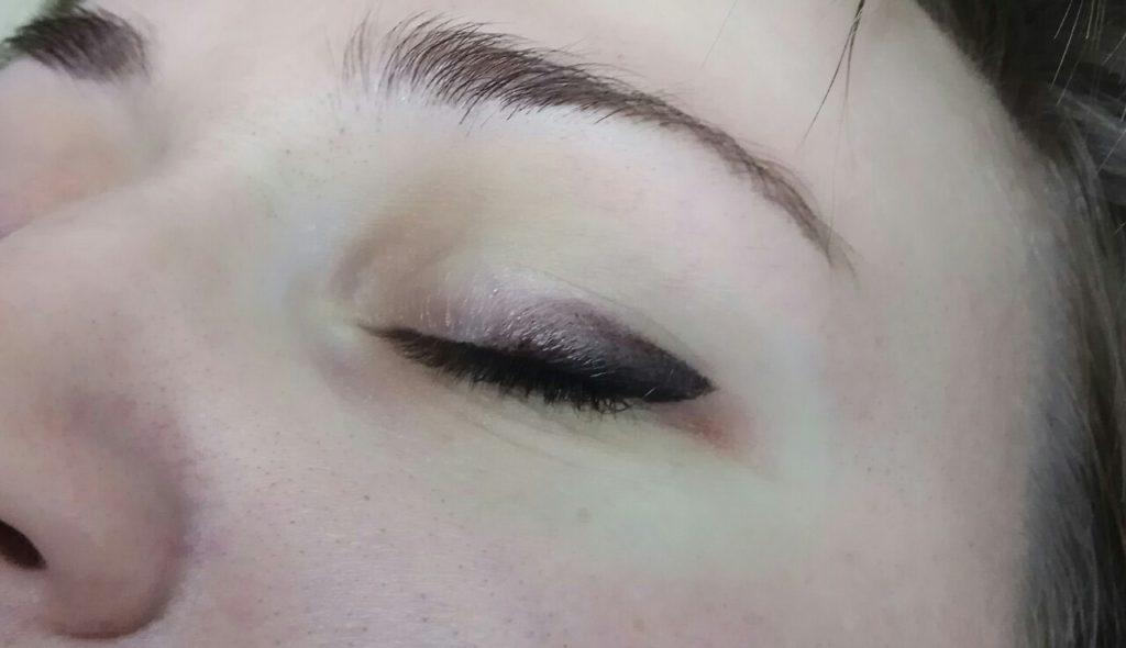 Перманент глаз