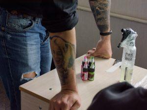 Материалы для тату