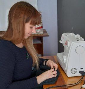 Практическое занятие по пошиву