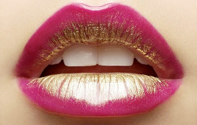 Pink-and-Gold-Ombre