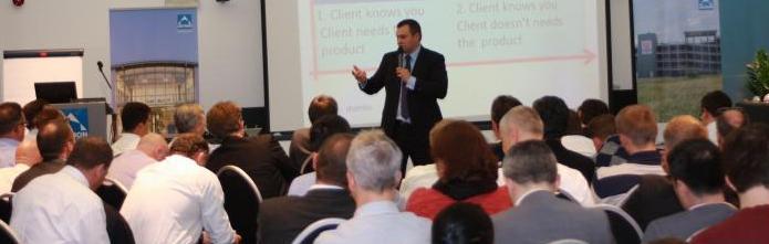 Мастер-класс «Активизация отдела продаж» в Минске