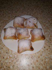 Блюдо, приготовленное слашателем курса