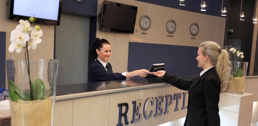 Курсы администраторов гостиницы в Речице