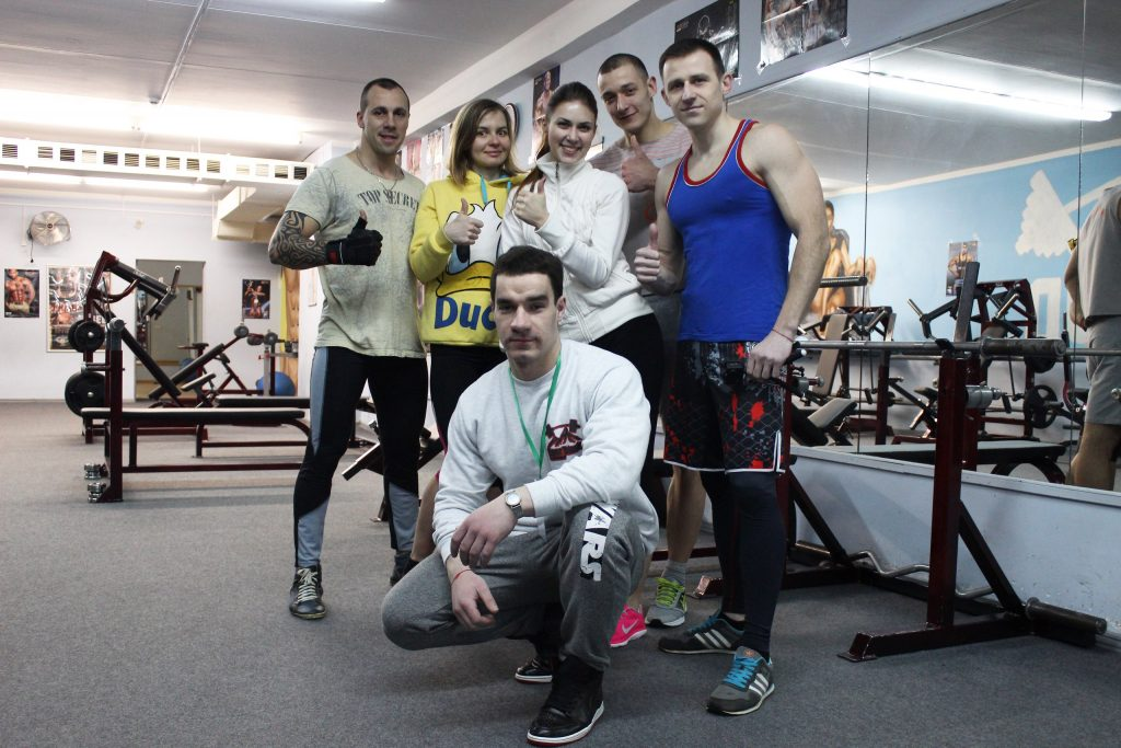 Группа Егора Язинского