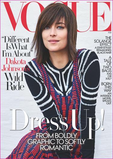 Обложка Vogue USA