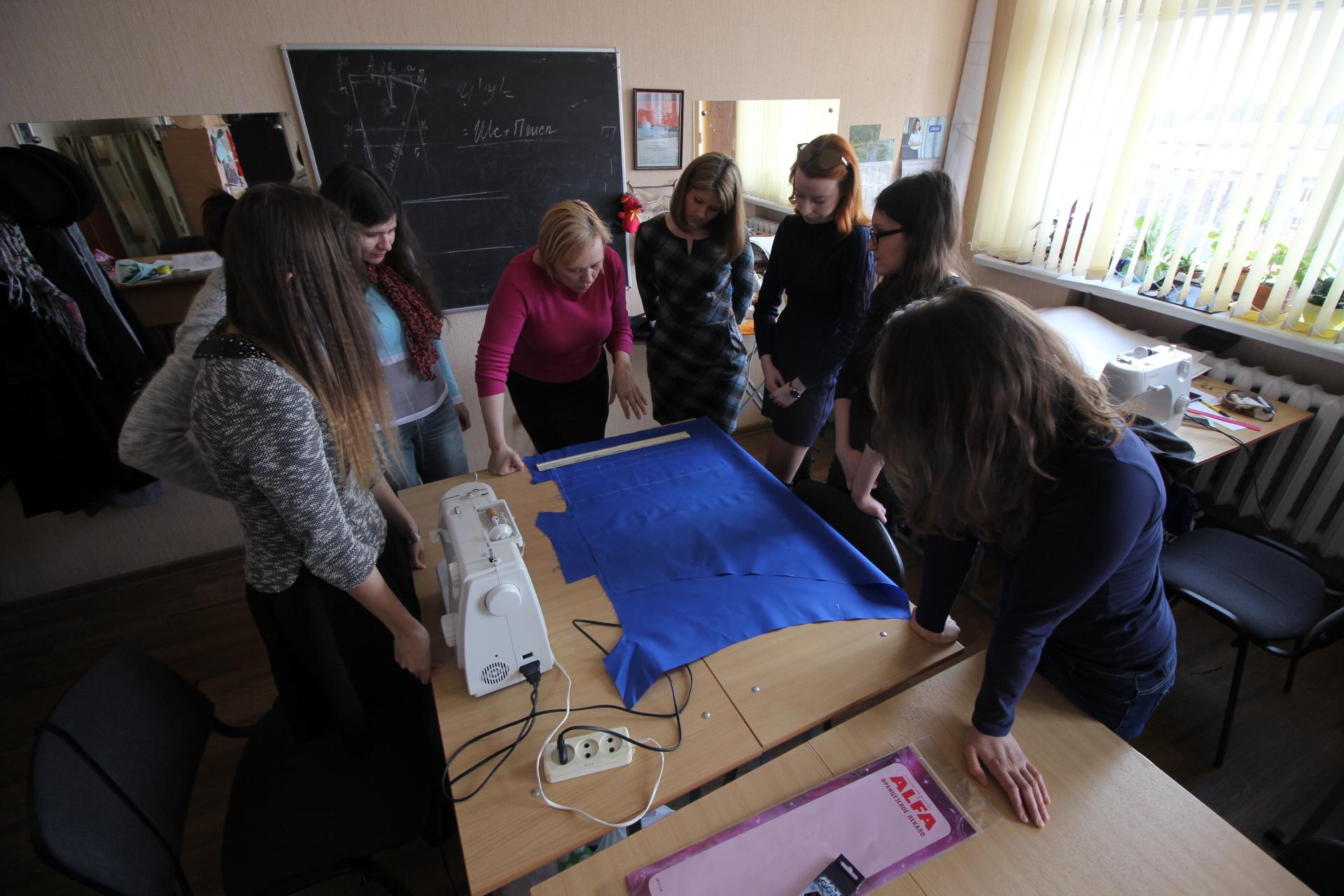 Построение выкройки - важный процесс шитья