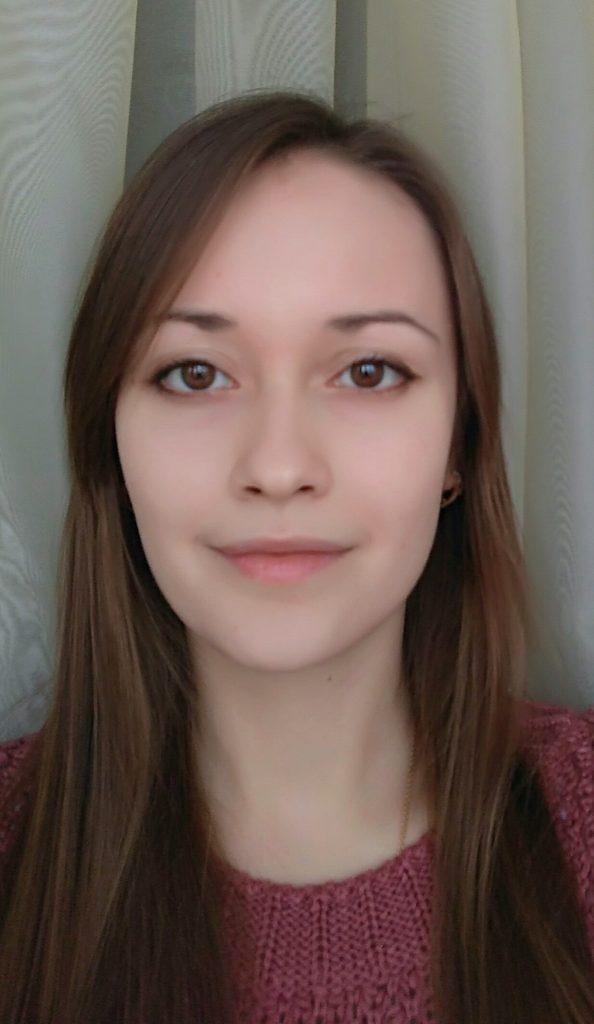 Студенкова Анастасия.