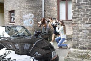 Фотосъемка на улице