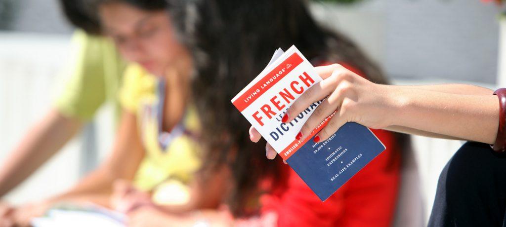 Курсы французского языка в Гродно