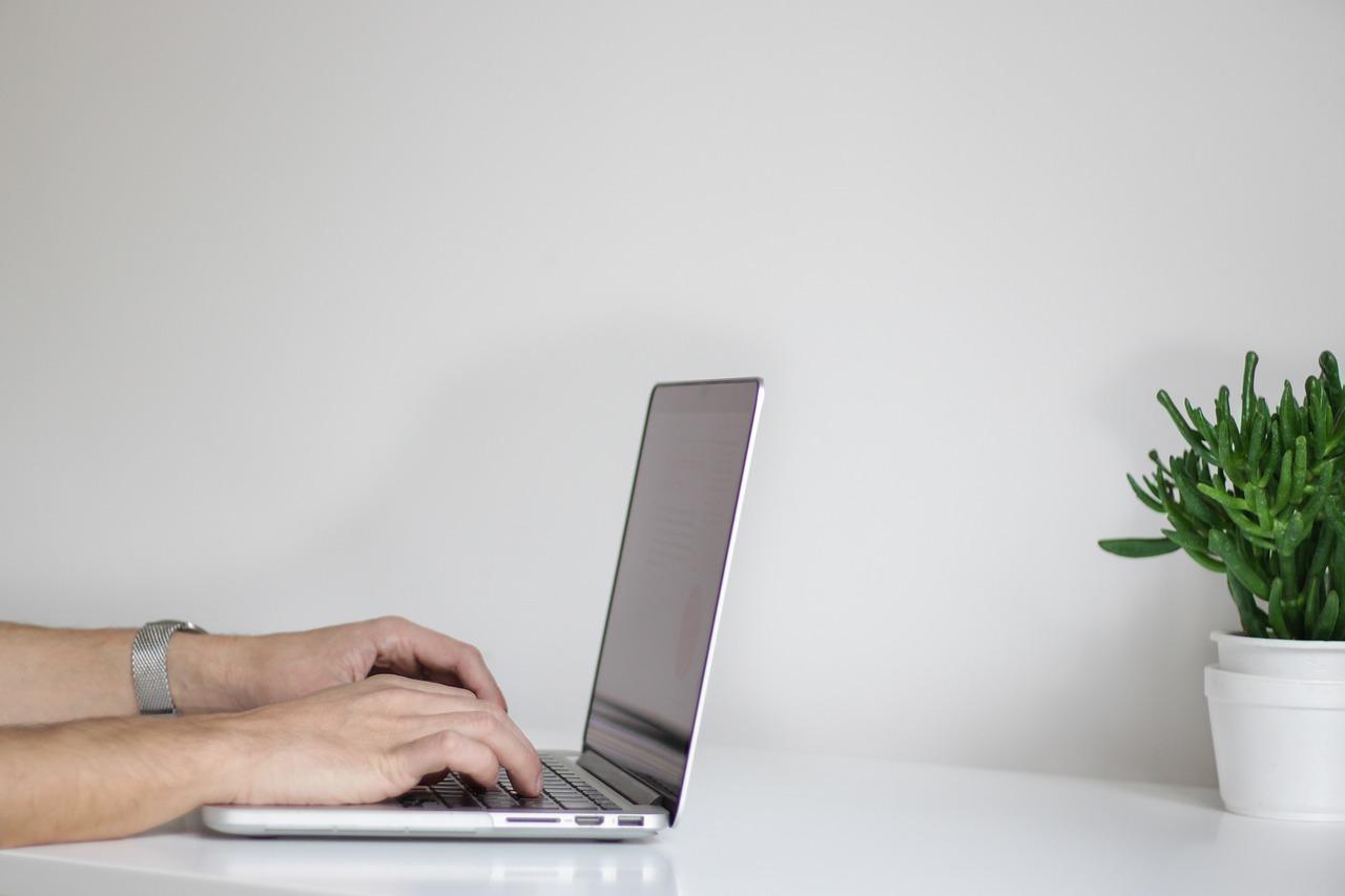 программист, ноутбук, технологии