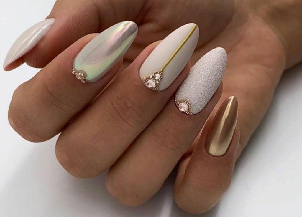 Наращивание ногтей. Модные тенденции 2020
