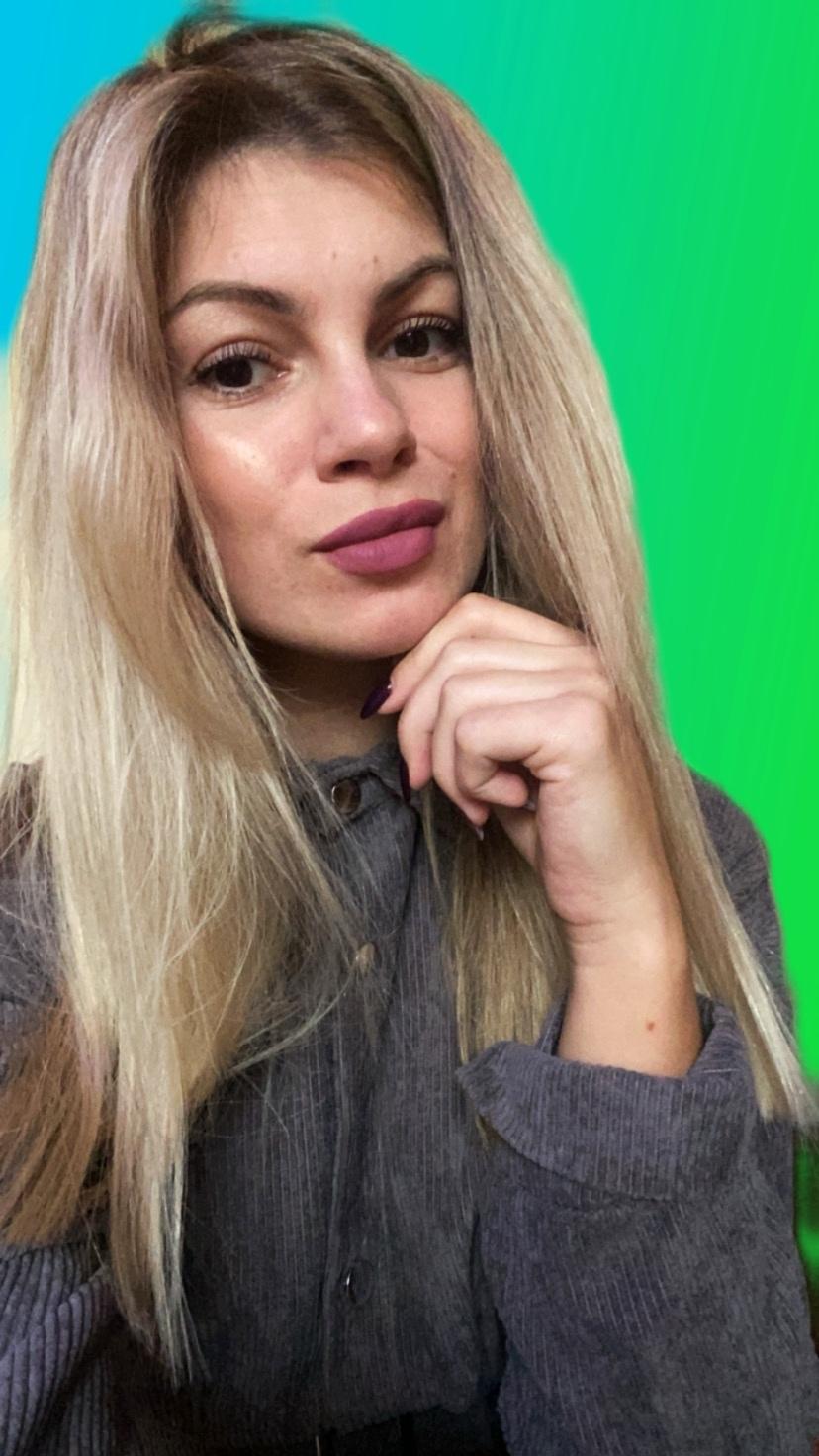 Моисеенко Алина Леонидовна - преподаватель английского языка онлайн
