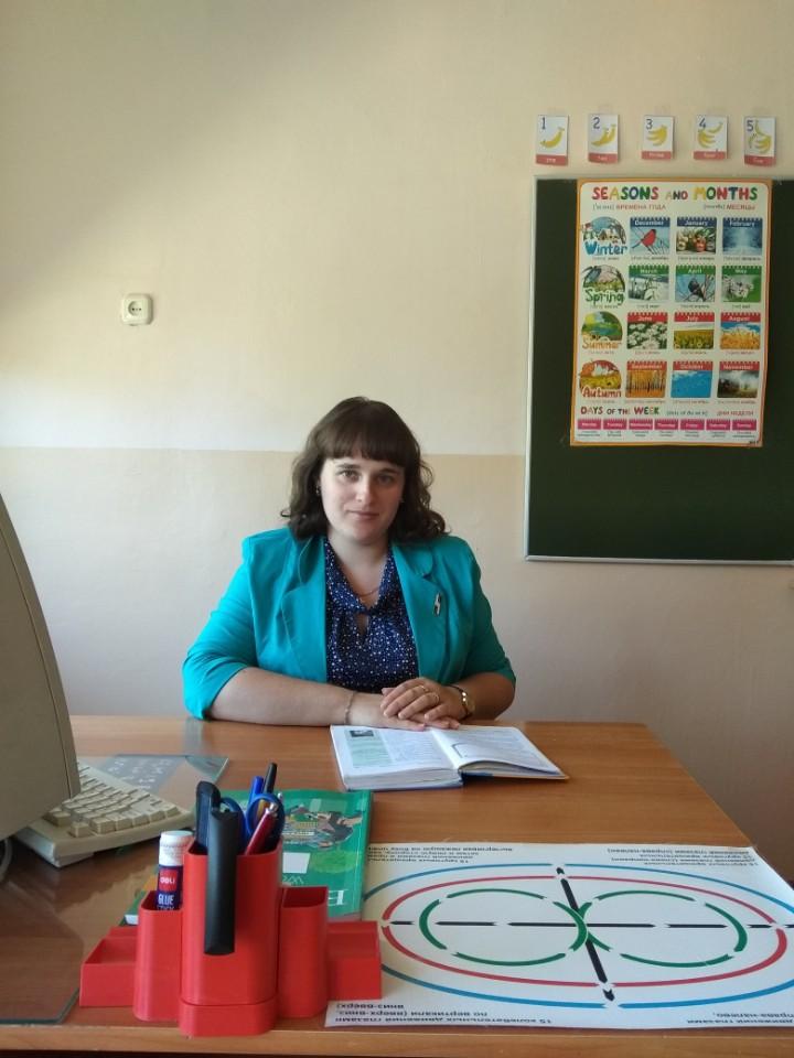 Ницевич Надежда Валерьевна - преподаватель немецкого языка онлайн